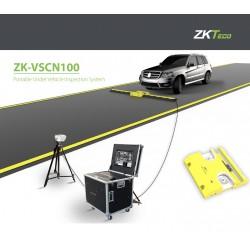 ZK-VSCN100 แบบพกพาภายใต้ระบบตรวจสอบยานพาหนะ